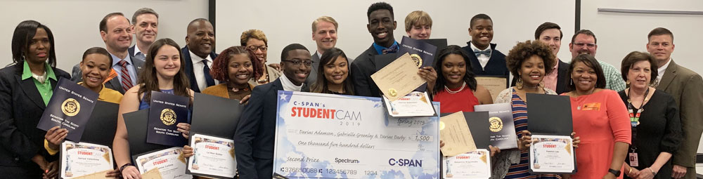 StudentCam Competition - Past Winners